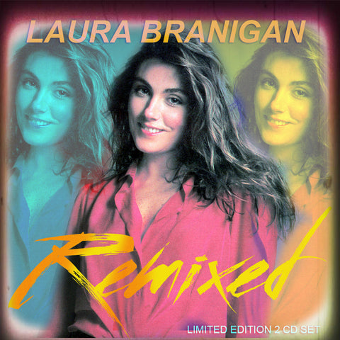 Laura Branigan - Remix Collection 2 CD set