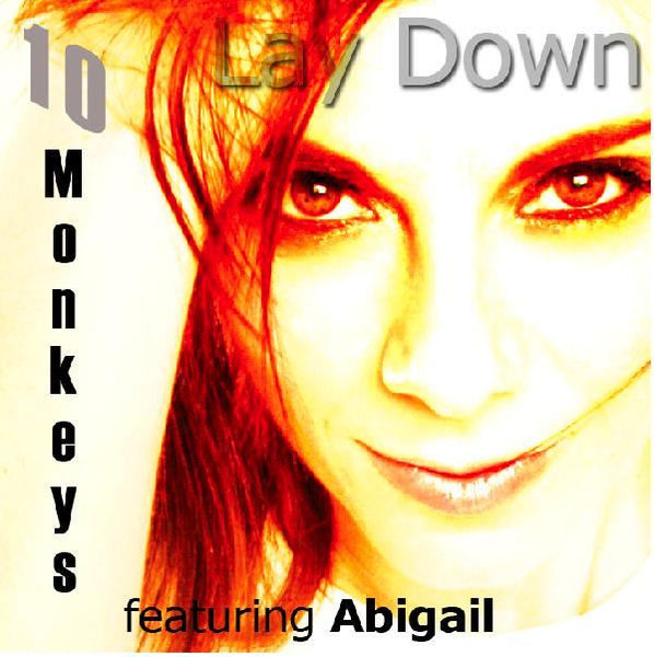 Abigail - Lay Down (remixes) CD single