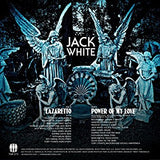 "Jack White -Lazaretto / Power of My Love 45 RPM Single 7"" vinyl"