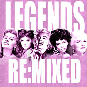 Various Legends REMIXED (SALE)