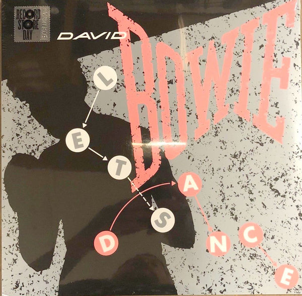 "David Bowie - Let's Dance RSD 2018 Reissue 12"" Vinyl"