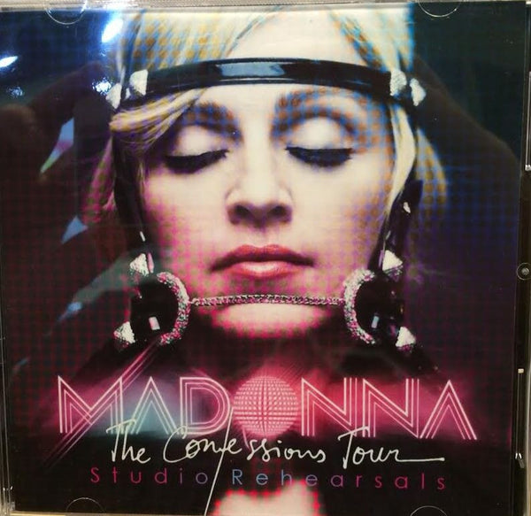 Madonna Confessions Tour Studio Rehearsals(2 CD Set)