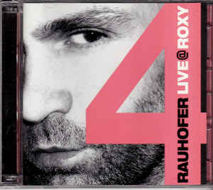 Peter Rauhofer - Live @ Roxy vol. 4 double CD (Used)