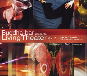 Buddha Bar Presents Living Theater 2 CD (used)