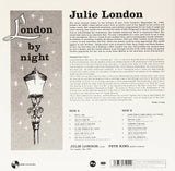 Julie London - London By Night LP VINYL