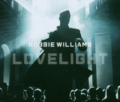 robbie williams - Lovelight DVD single (new)