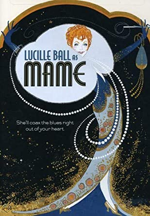 Lucille Ball as MAME - DVD (new)