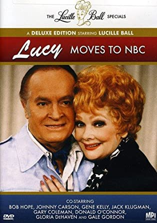 Lucille Ball - Lucy Moves to NBC Deluxe edition DVD _ New