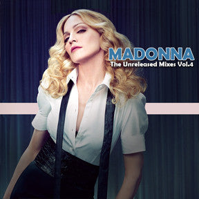 MADONNA - Unreleased Remixes vol. 4  CD