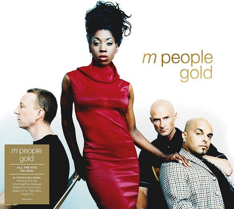 M PEOPLE (Heather Small) - GOLD (3 CD set w/ remixes) New