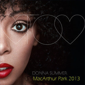 Donna Summer MacArthur Park 2013 CD single