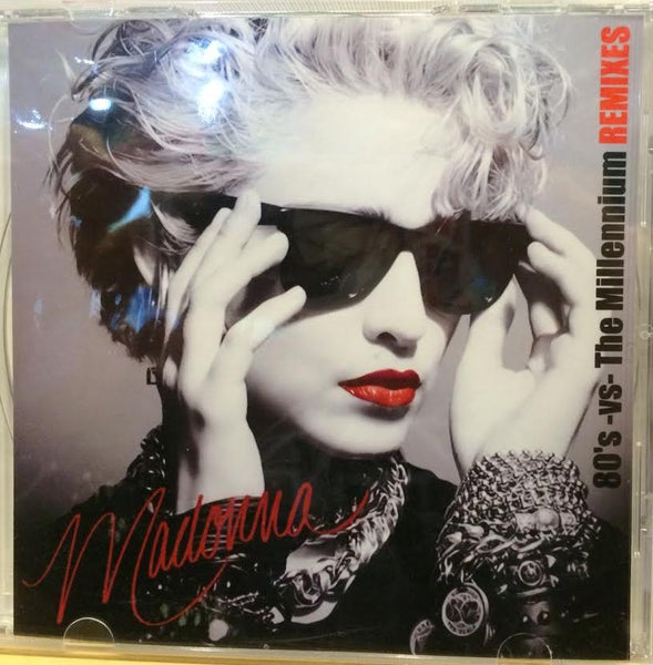 MADONNA 80's vs The Millennium -SALE