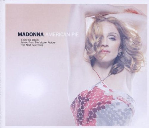 Madonna - American Pie (4 track remix CD single) German Import  - Used