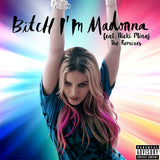 Madonna - Bitch I'm Madonna (DJ Single) CD
