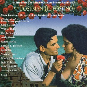 The Postman (Il Postino) Movie Soundtrack - ft: Madonna (New)