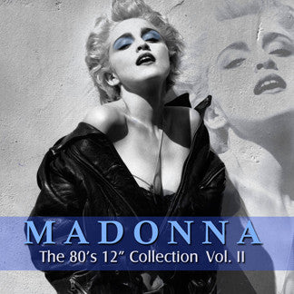 MADONNA 80's 12 inch Collection vol.2