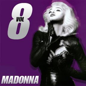Madonna - Unreleased Mixes vol. 8  (DJ CD) Into The Groove, Like A Prayer, Borderline, She's Not Me + More