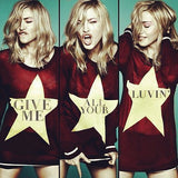 MADONNA Give Me All Your Luvin (DJ Remixes)  CD
