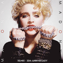 Madonna First Album REMIX 30th Anniversary edition CD