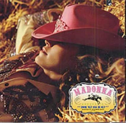 Madonna - Music / Cyberraga (2 track CD single) - used