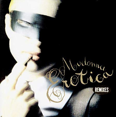 Madonna - Erotica (Remixes) Japan CD single 1992 (Used) EP