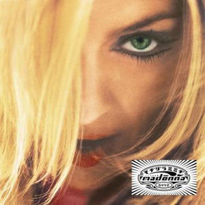 Madonna GHV2  CD (Standard) New (SALE)