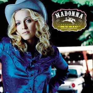 Madonna - Music Import +2 bonus tracks Australian CD