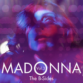 MADONNA B-sides vol. 3  Bsides CD