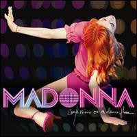 MADONNA Confessions on a Dancefloor CD