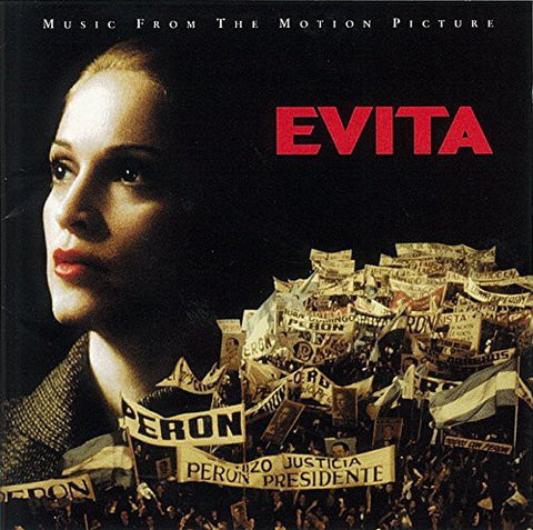 Madonna - Evita: The Complete Motion Picture Music Soundtrack Double CD (Used)