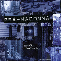 Madonna:  Pre-Madonna CD (NEW) Breakfast Club Emmy Demos + Mixes