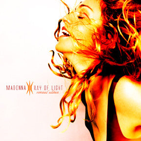 Madonna Ray Of Light 2013 Remix Edition CD