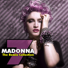 Madonna Unreleased Mixes vol.7
