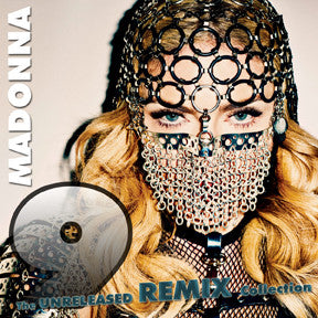 Madonna Unreleased Remixes Vol. 9 CD