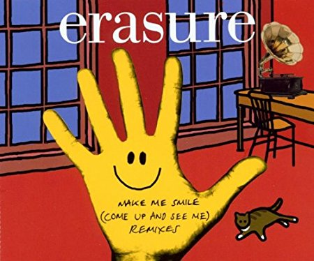 Erasure - Make Me Smile (Come up and see me) CD2