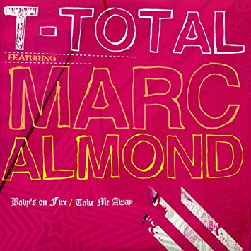Marc Almond - baby's on fire / take me away (Import CD single)
