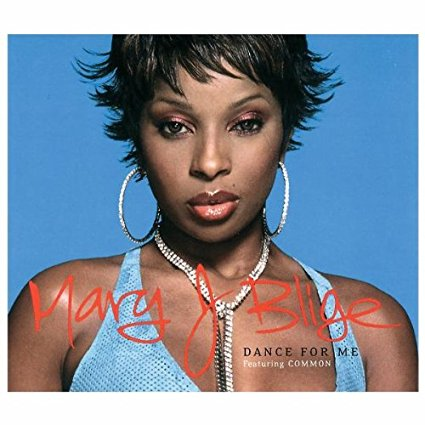 Mary J. Blige - Dance for Me ft: Common Import CD single