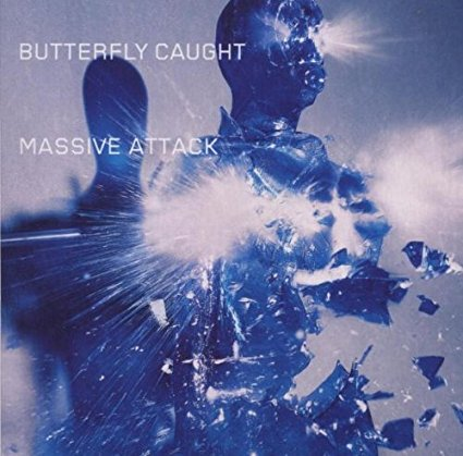 Massive Attack - Butterfly Caught - Import CD single