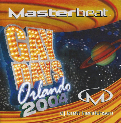 Masterbeat - Gay Days Orlando 2004 (Used CD)