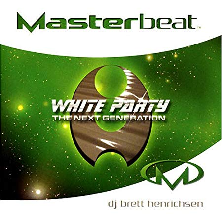 "Masterbeat - White Party ""The Next Generation"" - CD (Used) like new"