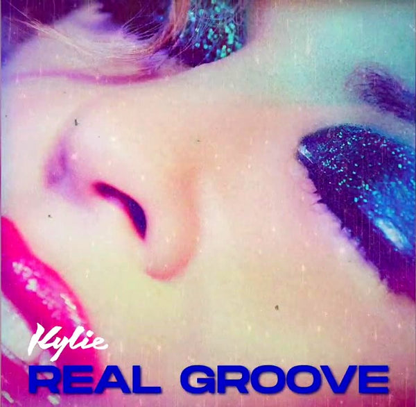 Kylie Minogue - REAL GROOVE  REMIX EP (DJ CD single)