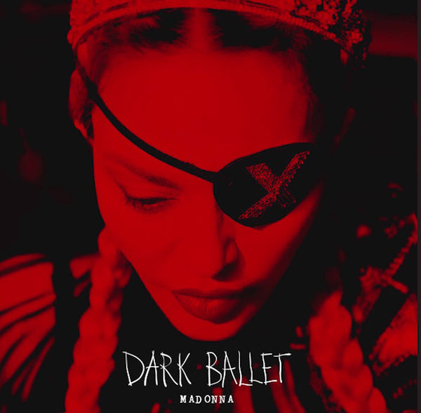 Madonna - Dark Ballet (REMIX EP) CD single (DJ Import)
