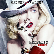 Madonna - Medellin Remixes Pt. 2  CD Single (Import) DJ