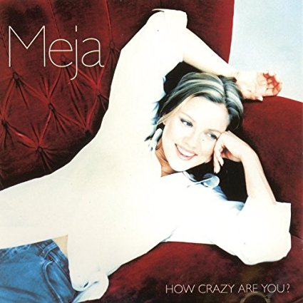 Meja - How Crazy Are you? CD single - used