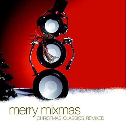 Merry Mixmas - Christmas classics REMIXED (Various Artist) CD - New /promo
