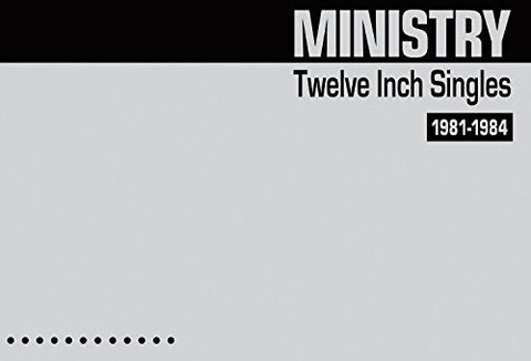 Ministry - Twelve Inch Singles 81-84  (Import) CD