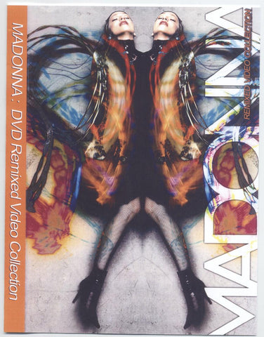 Madonna REMIX collection DVD vol.1