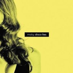 Moby 'Disco Lies' + b-side CD single