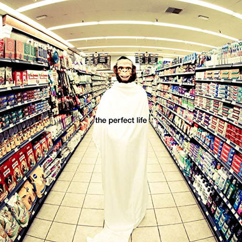 Moby = The Perfect Life (Promo CD single)