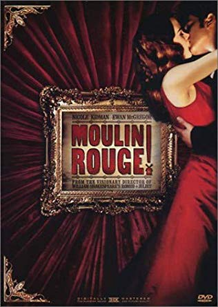 Moulin Rouge! 2 DVD set Special Edition (used)